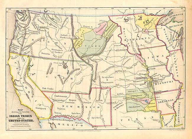 Old World Auctions - Auction 105 - Lot 151 - [Lot of 2] Map showing ...