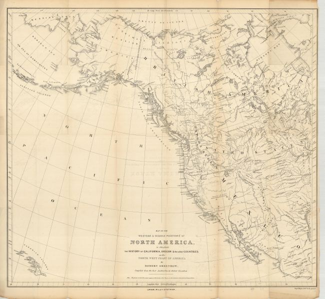Old World Auctions - Auction 122 - Lot 134 - Map of the ...