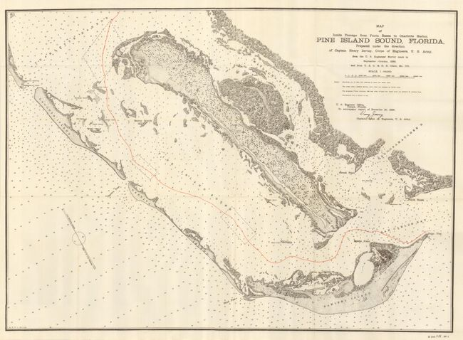 Old World Auctions - Auction 131 - Lot 312 - Map of Inside Passage ...
