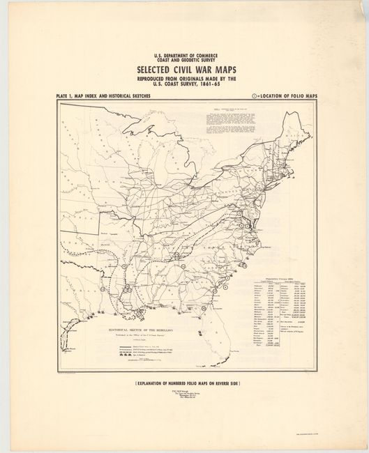 Old World Auctions Auction 145 Lot 858 Selected Civil War Maps