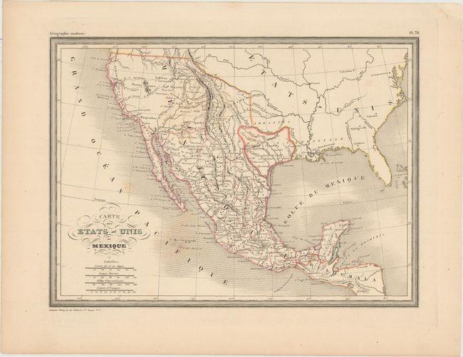 Planisphère états Unis Cartes Encyclopædia Universalis