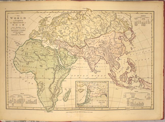 Old world auctions auction 159 lot 747 atlas classica being a atlas classica being a collection of maps of the countries mentioned by the ancient authors both sacred and profane wilkinson robert gumiabroncs Gallery