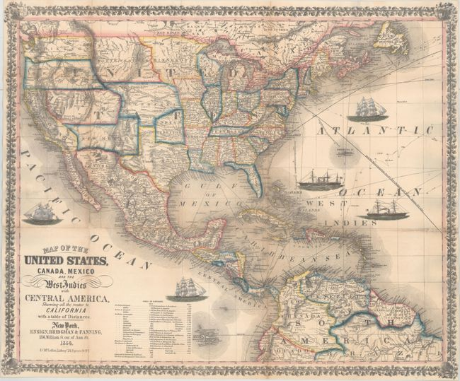 Map Of California During Gold Rush.Old World Auctions Auction 163 Lot 37 Map Of The United States