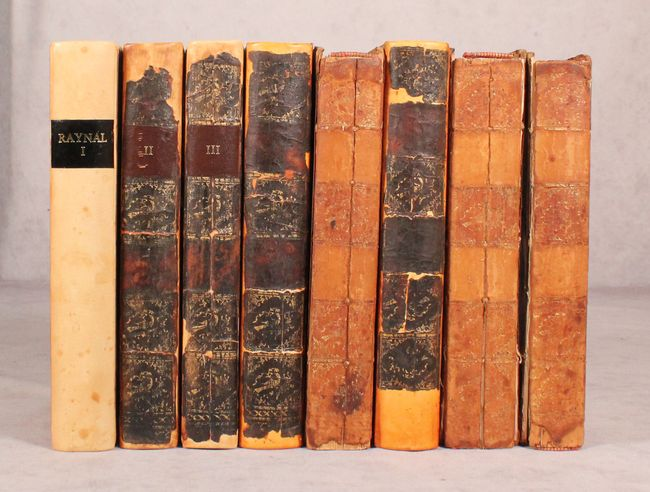 Old World Auctions Auction 166 Lot 753 8 Volumes A