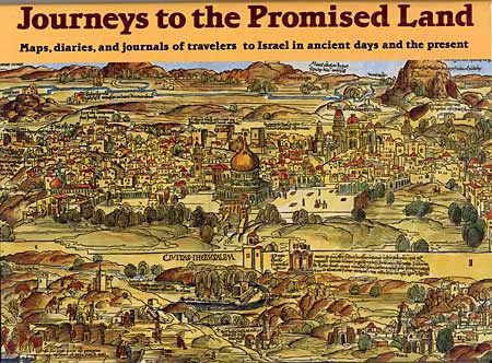 the journey to the promise land Master storyteller jakob streit retells stories from the old testament, including the stories of abraham, isaac, jacob, joseph, moses, joshua, saul and davidthis book is perfect for use in.