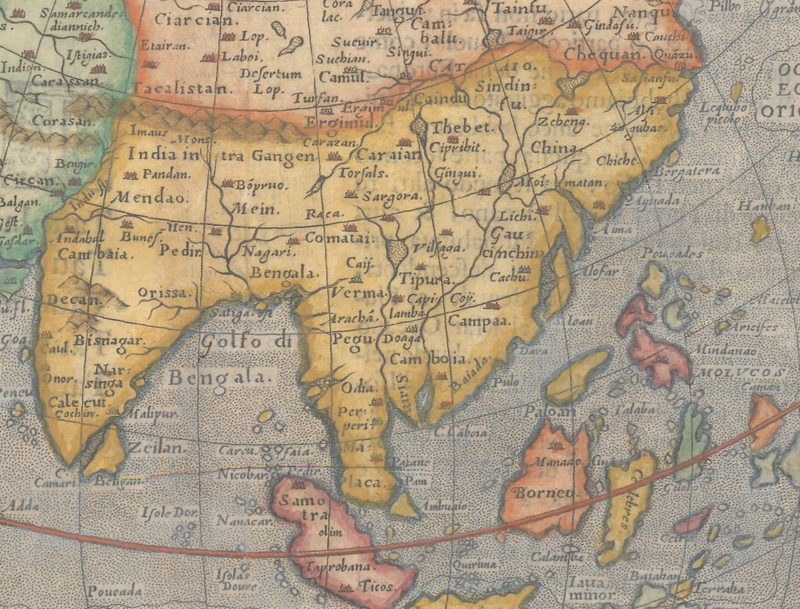 A Cataloger's Perspective: Mapping Asia headline image